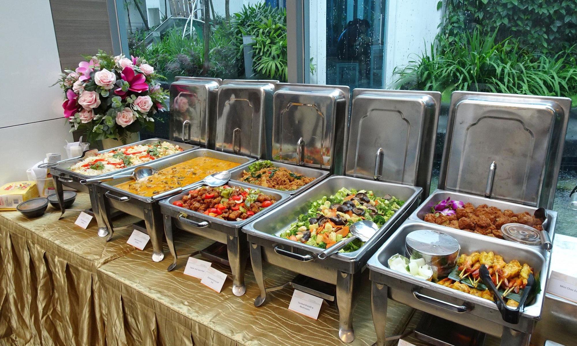 buffet catering hong kong