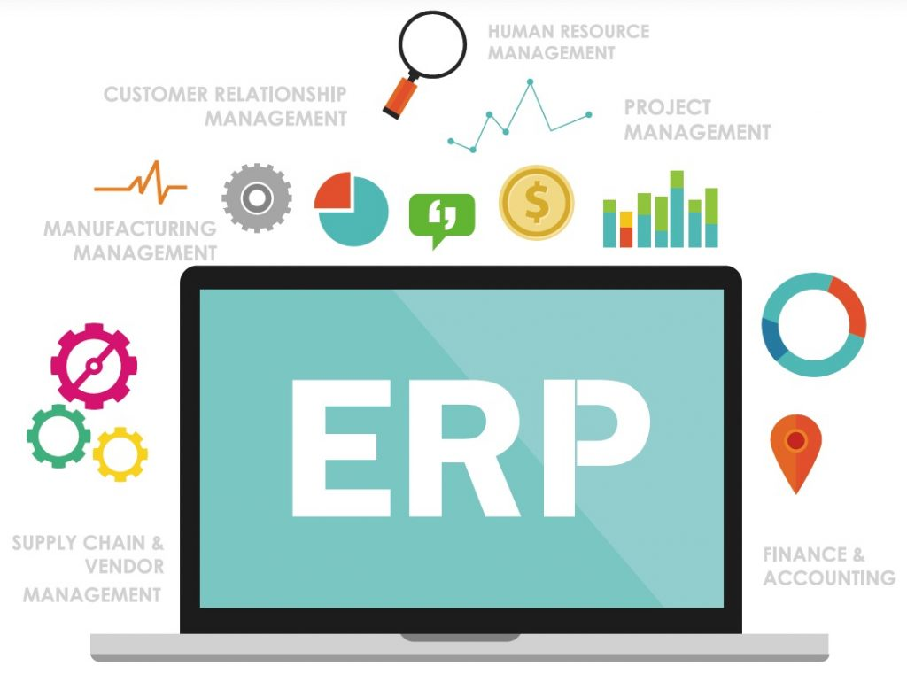 Global ERP systems