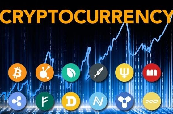 forms of cryptocurrencies