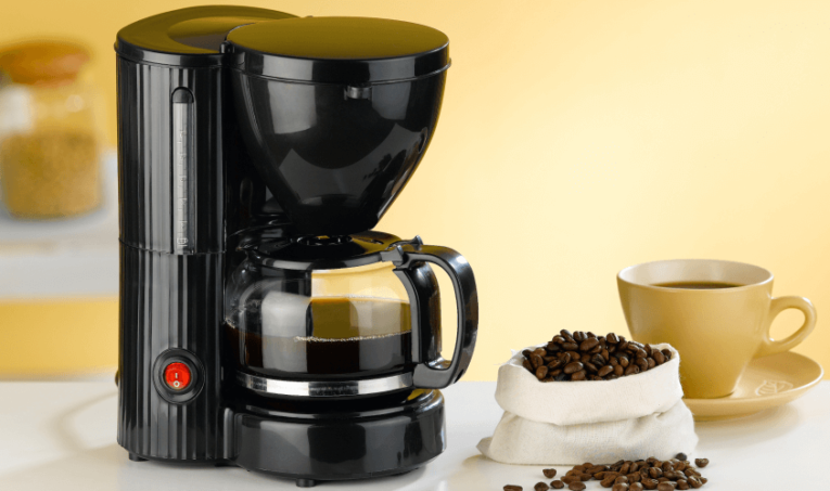 Different types of coffee makers