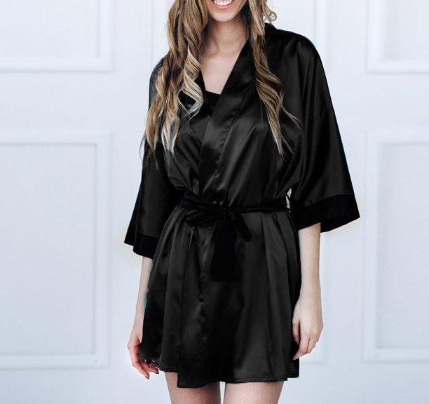 silk robes for women
